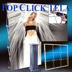 Pop Click Tela