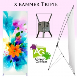 X-Banner Stand Clásico