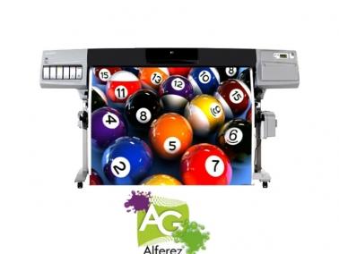 Impresión en Plotter HP